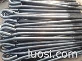 本厂专业生产地脚螺栓  U型螺栓  六角螺栓