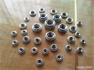 厂家供应 冷镦压铆螺母M2.5-M10 非标压铆螺母 压铆螺钉