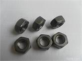 美制焊接六角螺母 1/2-13焊接螺母 螺帽 温州标准件厂 紧固件