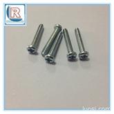 供应不锈钢机螺钉 PM4*25字圆头螺丝 螺丝生产厂家