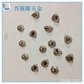 厂家直销不锈钢盖形螺母 M8镀镍盖形螺母