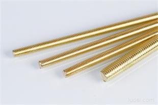 铜牙条 DIN975 美制铜牙条