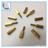 广东厂家承接各类五金车床件加工 黄铜件 铝柱 不锈钢车床件