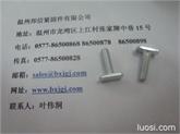 专业定制非标T形,棱形,方形螺栓