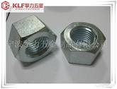 A194 8/8M 不锈钢六角重型螺母/美制重型不锈钢螺母