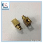 供应高品质黄铜嵌件 铜螺母生产厂家