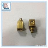 厂家供应M4镶嵌铜螺母