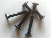 专业生产高强度半圆头方颈螺栓 GB12马车螺丝 紧固件标准件