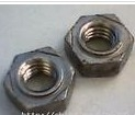焊接螺母,GB/13681-92