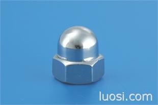 六角盖形螺母DIN 1587
