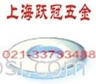 DIN6340 M12 加厚大垫圈 65Mn 白锌