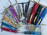 钢丝螺套安装扳手, 钢丝螺套专用丝锥, 螺套卸套器, 螺套冲柄工具