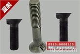 沉头带榫螺栓|沉头带榫|带榫沉头|沉头带榫规格|沉头带榫螺栓厂家