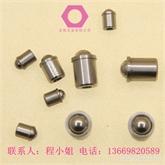 厂家专业订做承接一字尖端机米螺丝|碰珠螺丝|304不锈钢碰珠