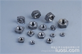 供应DIN929六角焊接螺母