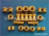 注塑铜螺母M2*3.5*4