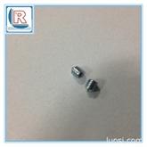 厂家现货批发不锈钢尖头机米内六角螺丝M5*5