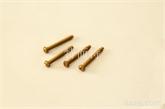 盘头复合槽机螺钉(铜)