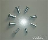 工厂批发零售平头实心铝铆钉 制作精确 经久耐用