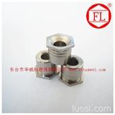 厂家直销不锈钢非标通孔压铆螺柱