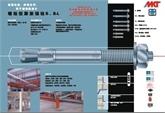 德国进口扭矩控制式高级膨胀螺栓