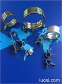 专业生产高品质卡箍,弹性卡箍,喉箍,抱箍