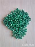 供应:国标、美标六角头束尾绿螺钉(绿锌)