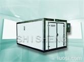 达克罗设备XS240型箱式固化炉