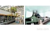 达克罗设备汽车刹车盘、排气管专用涂装设备