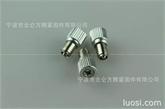 PEM標準漲鉚式松不脫螺釘, 機箱面板用PF08PF09PF10漲鉚式彈簧螺絲螺釘