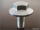 厂家供应紧固件高强度系列法兰面六角螺栓螺丝