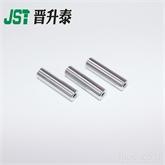 供应圆形铝柱 联接柱/铝拉杆 M3螺柱铝棒 规格齐全 可定制加工