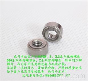 压铆螺母S-M3-2