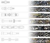 LYNTRON,INC,-紧固件-螺丝,螺母,垫片,螺柱,螺杆,卡簧