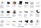 MSC-螺丝,螺母,垫圈,卡簧,钢丝绳,轴承,吊环-中国区代理商