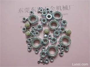 标准坚固件,通用五金螺母,尼龙螺母,法兰螺母,四脚钉,K帽