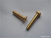 国标铜铝不锈钢螺栓GB5781