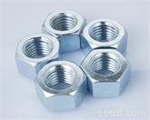 碳钢六角厚螺母ISO4033 4级、6级、8级、10级