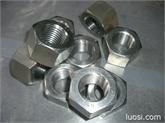 不锈钢304 316六角螺母 m=1.5d DIN6330