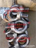 M20*80吊环、M100吊环、M16*180吊环、M20*180吊环、加长吊环螺钉厂家