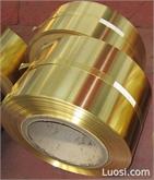 环保优质H65黄铜带 特硬H62黄铜带材 质优价廉
