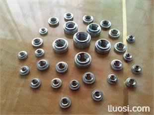 厂家直销冷镦压铆螺母 S-M2.5-S-M10 S系列 CLS系列 SP系列 规格齐全 质优价
