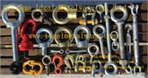 青岛吊环厂家,模锻吊环专业出口;只做最好的品质!模具压板齐全供应。