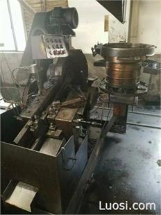 东莞搓牙机近达搓牙机厂家直销现货供应倒闭螺丝工厂M16搓牙机两台