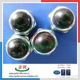 大量批发DIN986 铁和不锈钢尼龙袋帽M5、M6、M8