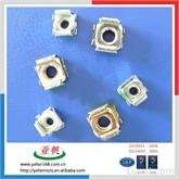紧固件-卡式螺母,卡母,浮动螺母,组合螺母,螺母螺帽,螺丝帽