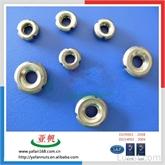 厂家直供铁管螺母 内套牙M6外径12.9 价格优惠