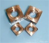 硅青铜方螺母1/2-13UNC