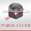 供应铁路标准金属锁紧螺母BN205107-1 ISO7042