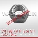 万喜WASI供应金属锁紧螺母ISO7042DIN980